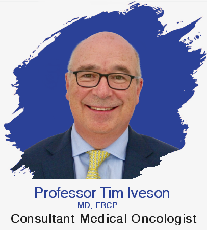 Tim Iveson Oncologist